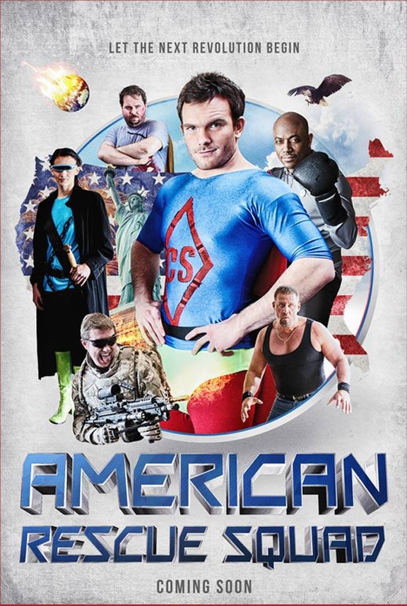 American Rescue Squad Poster #1
