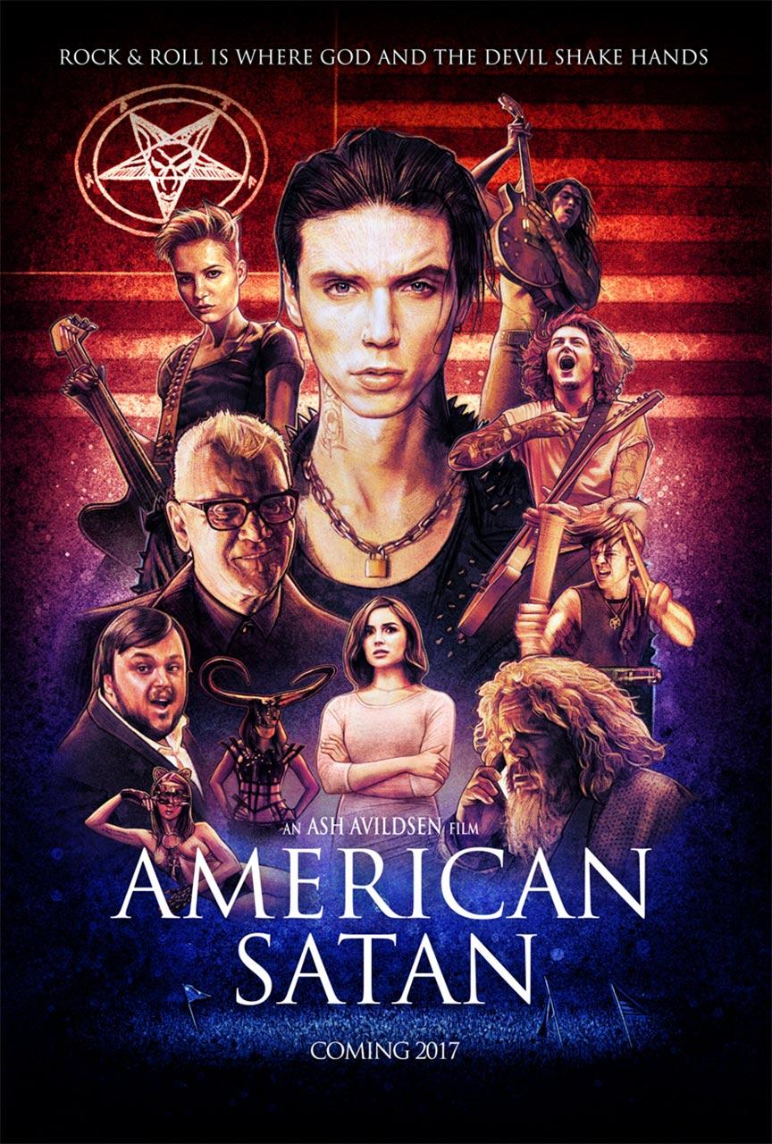 American Satan Poster #1
