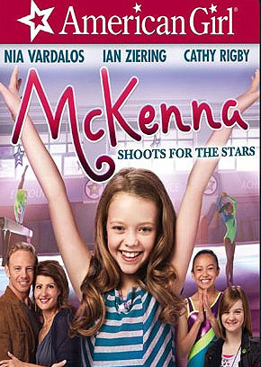 An American Girl: McKenna Shoots For the Stars Poster #1