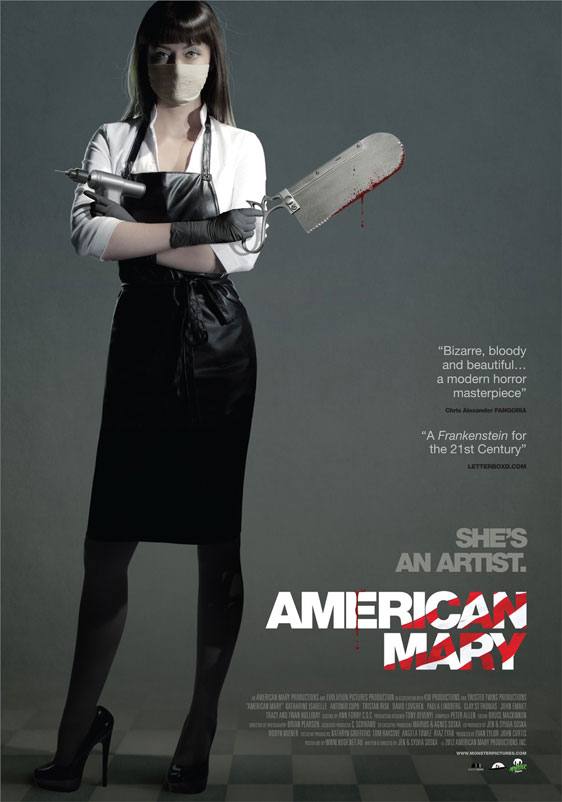 American Mary Poster #2