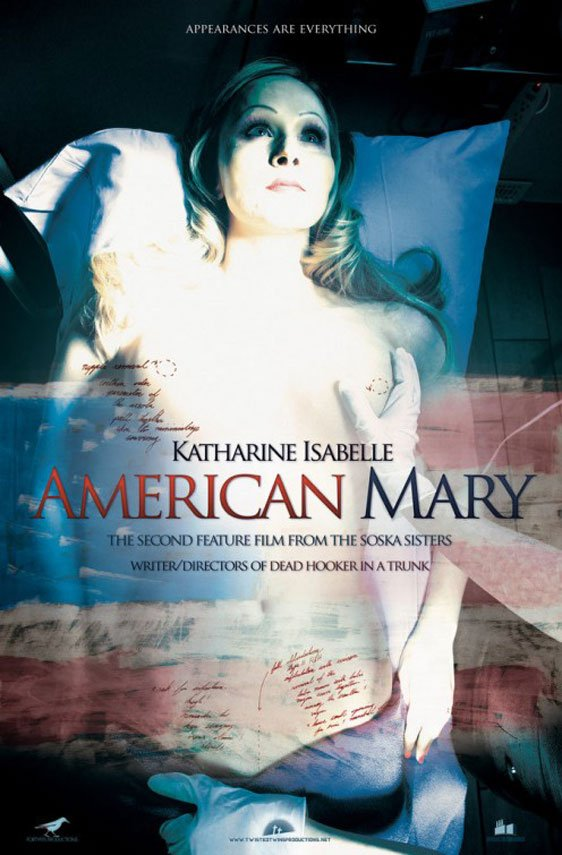 American Mary Poster #3