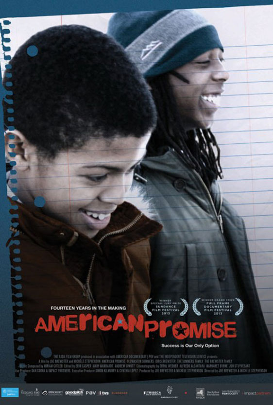 An American Promise Poster #1
