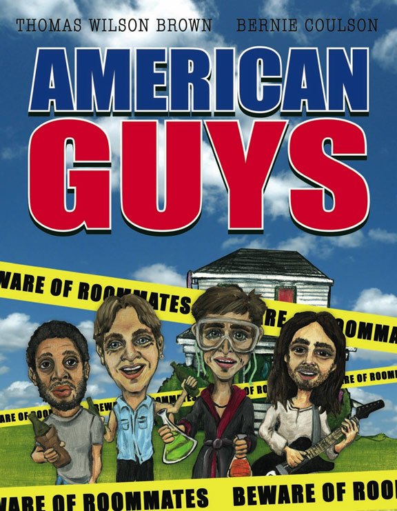 American Guys Poster #1