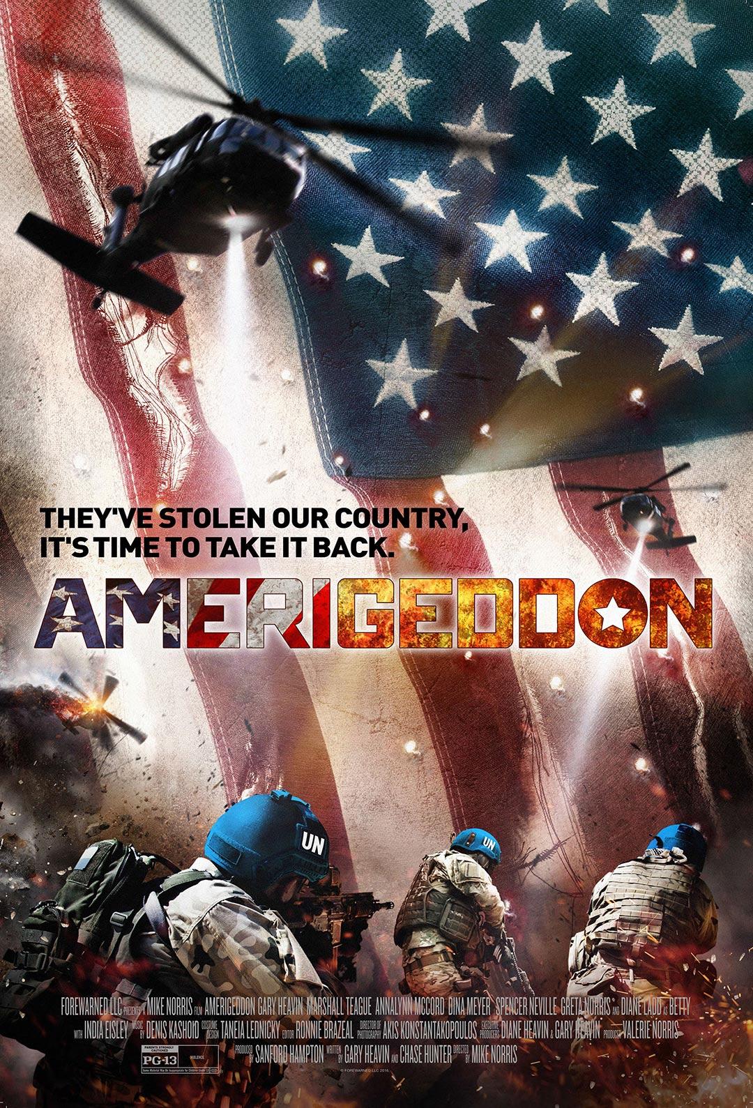 AmeriGeddon Poster #1