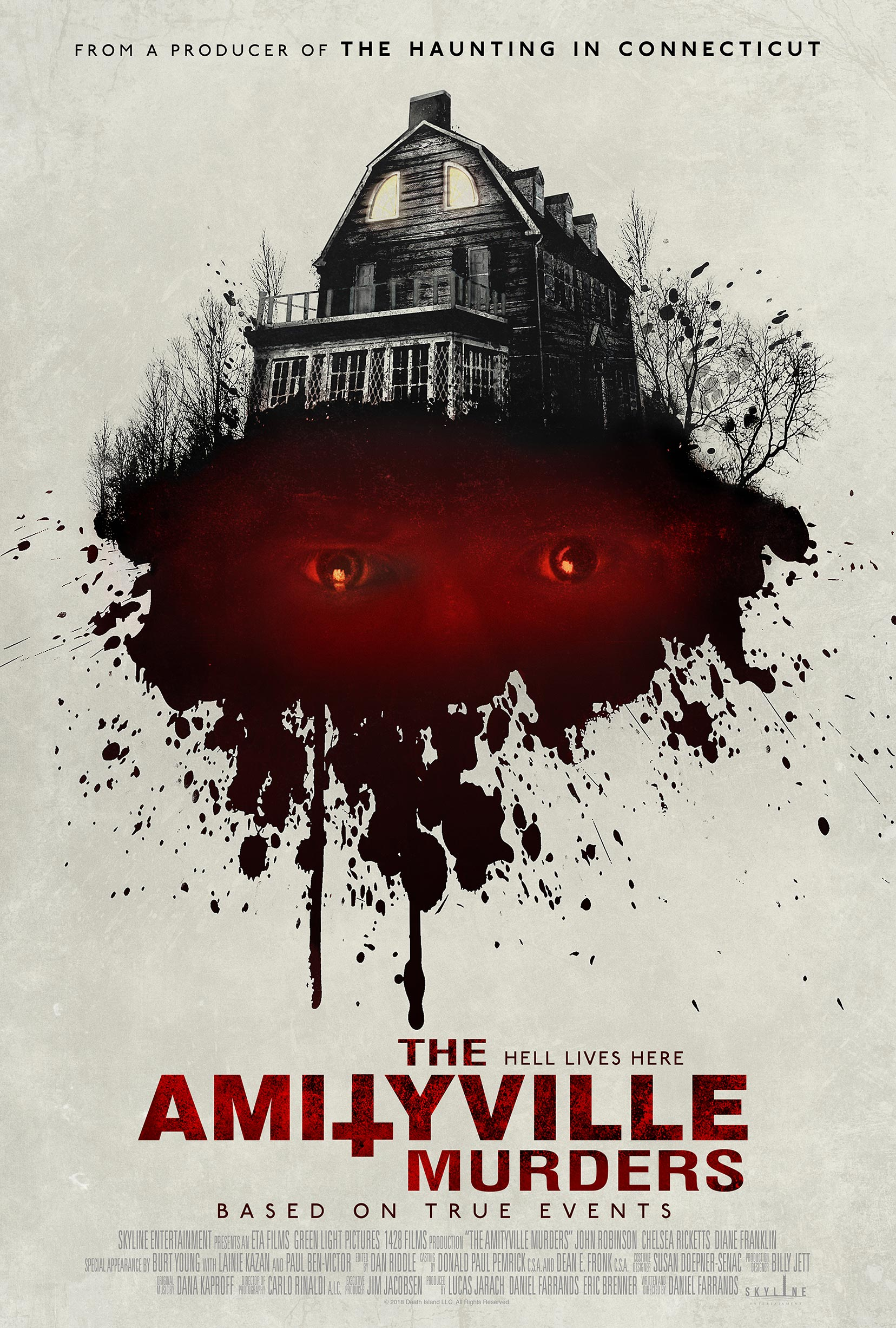 The Amityville Murders Poster #1