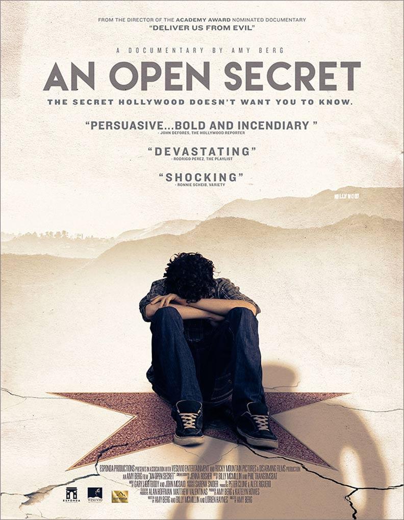 An Open Secret Poster #1