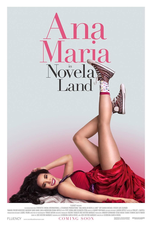 Ana Maria in Novela Land Poster #1