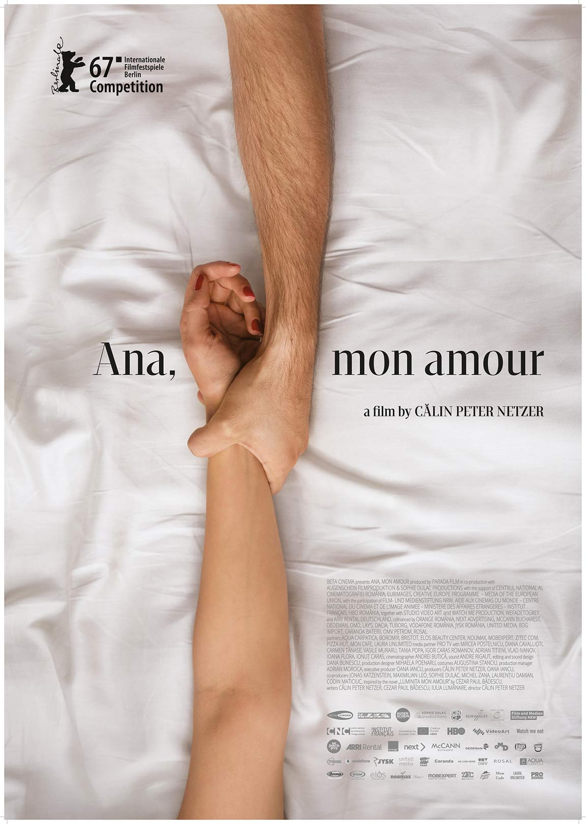 Ana, Mon Amour Poster #1