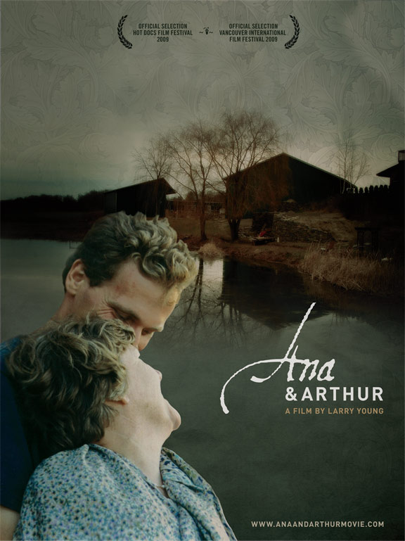 Ana and Arthur Poster #1