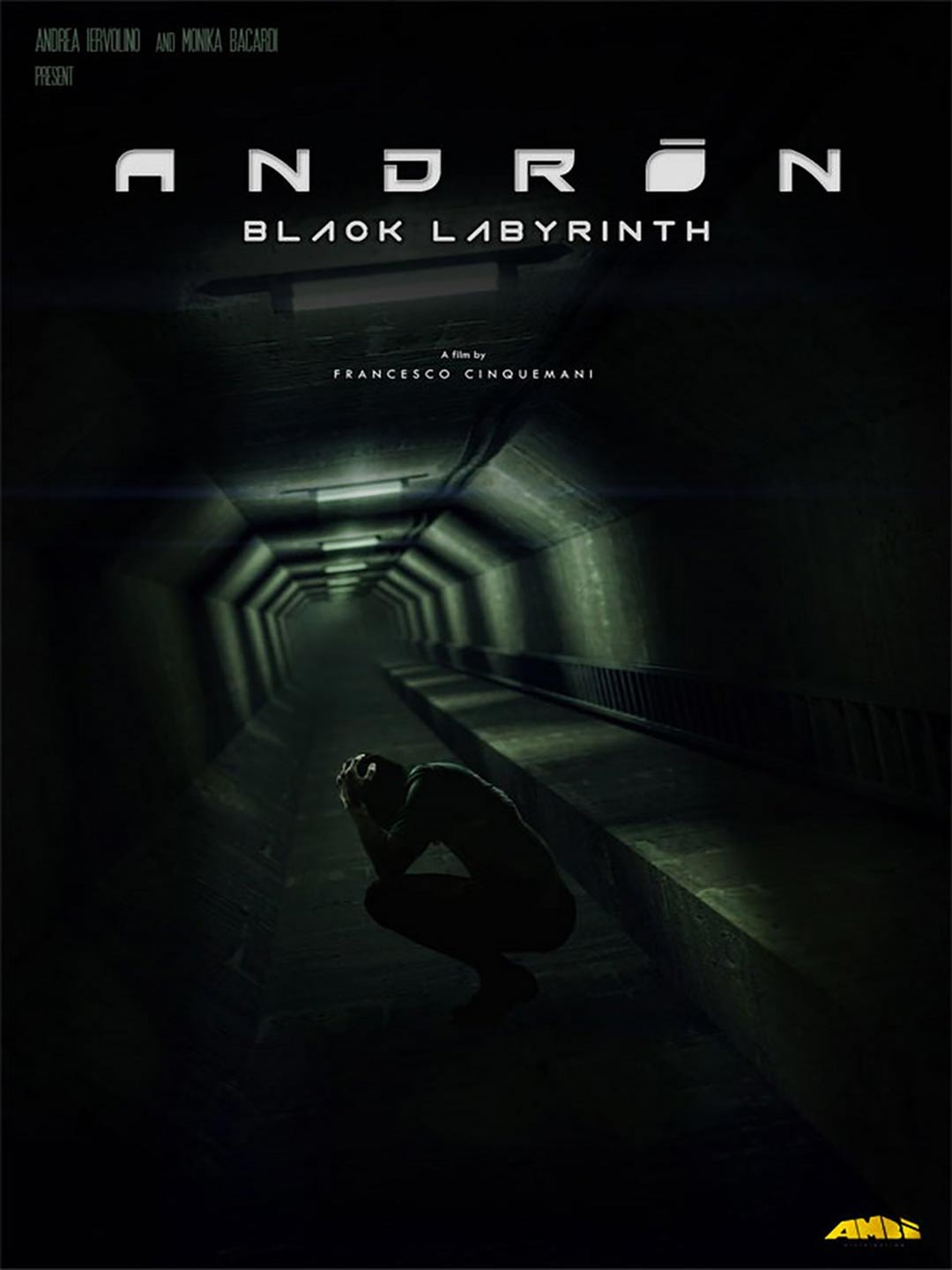 Andròn - The Black Labyrinth Poster #1