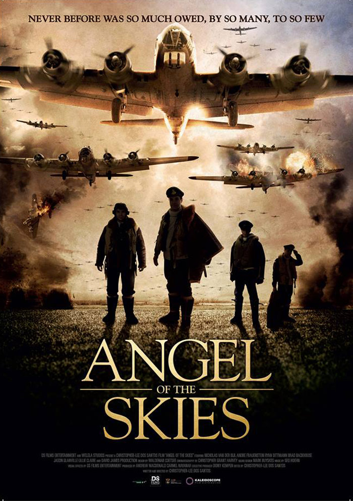 Angel of the Skies Poster #1