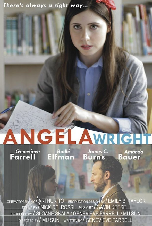 Angela Wright Poster #1