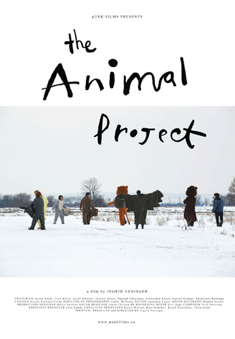 The Animal Project Poster #1