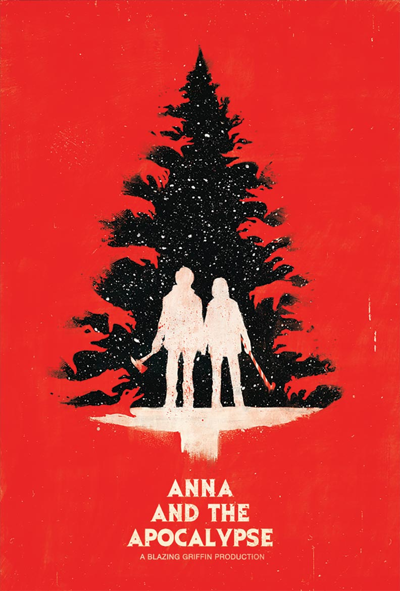 Anna and the Apocalypse Poster #1