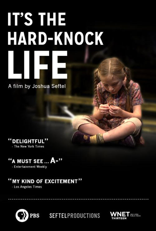 Annie: It's the Hard Knock Life Poster #1