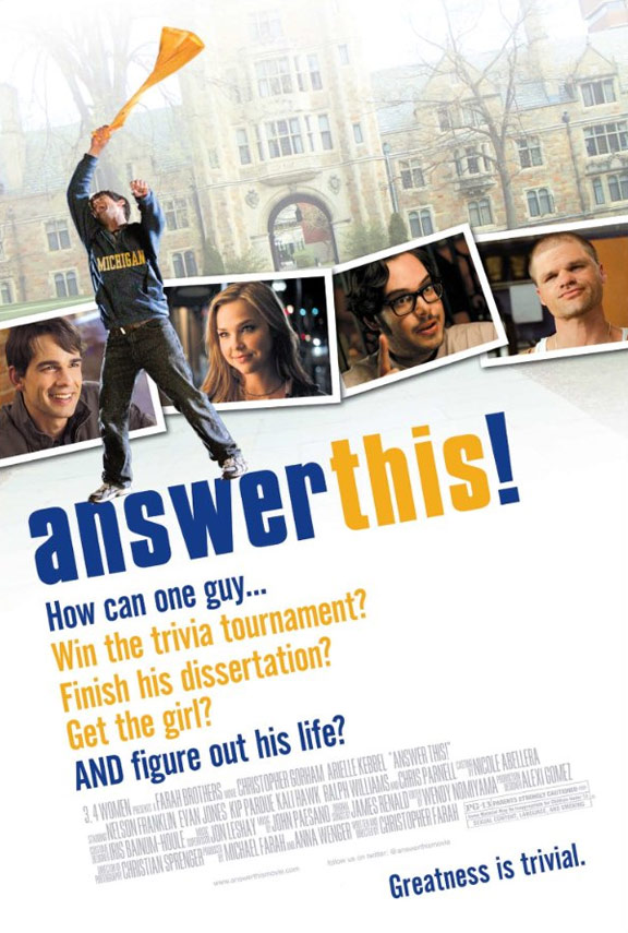 Answer This! Poster #1