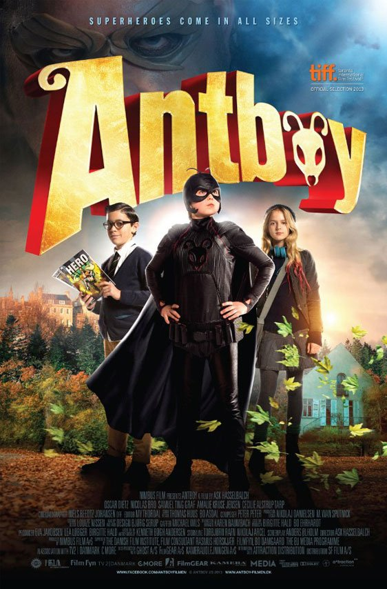 Antboy Poster #1