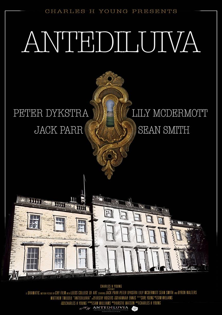 Antediluvia Poster #1