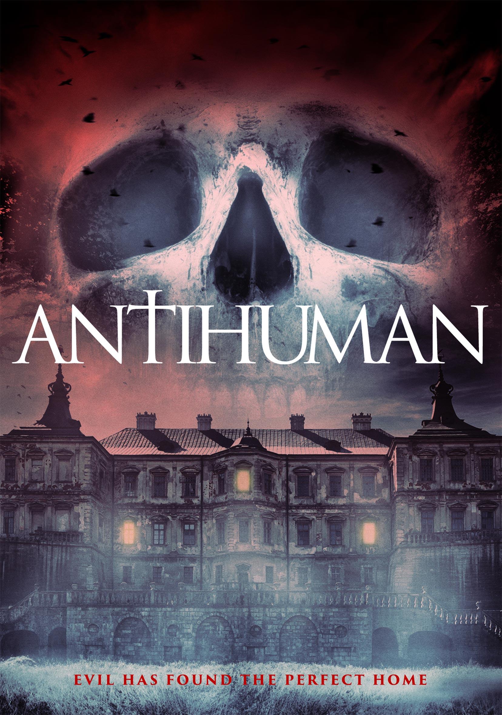 Antihuman Poster #1