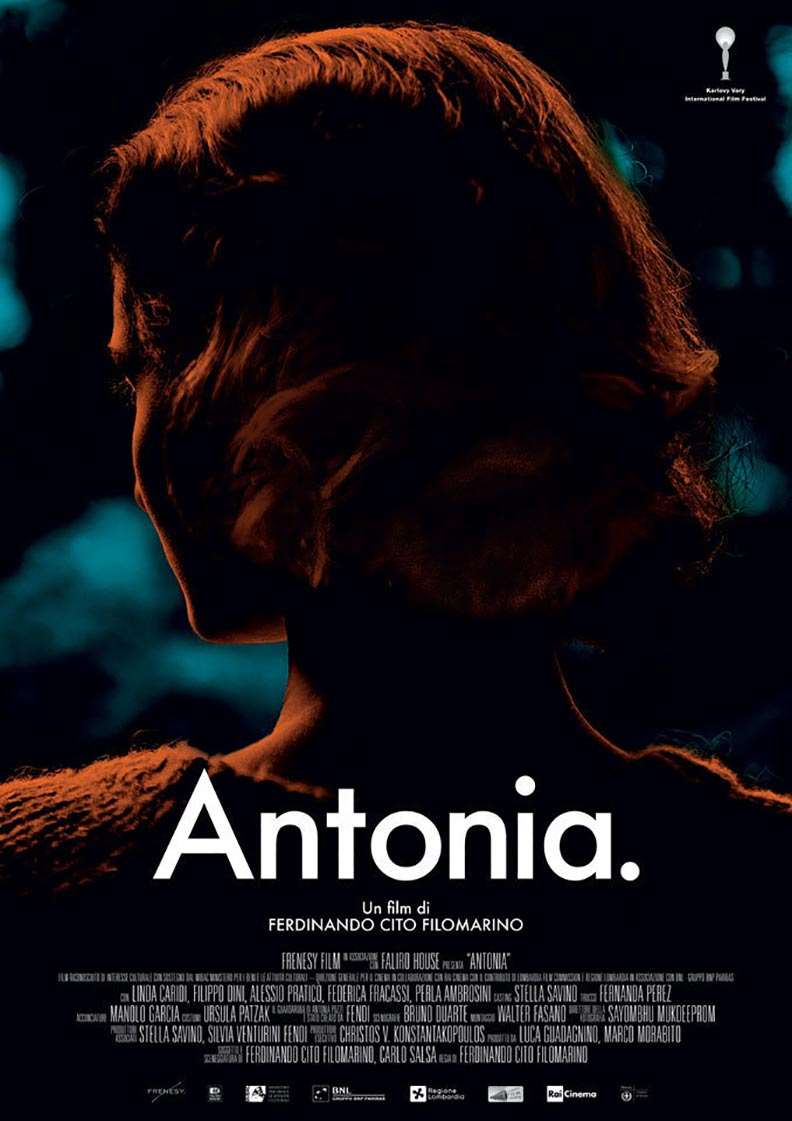 Antonia. Poster #1