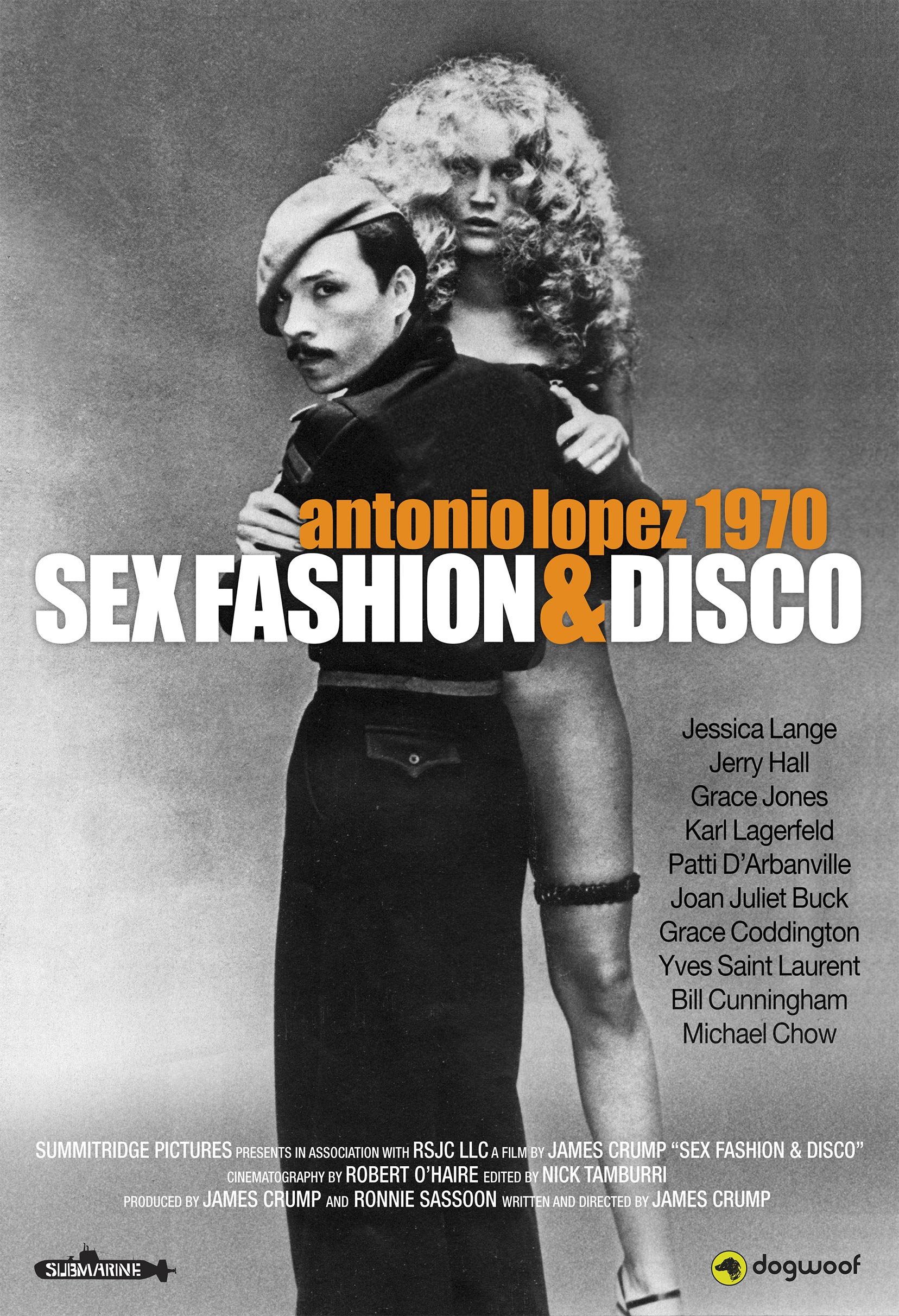 Antonio Lopez 1970: Sex Fashion & Disco Poster #1