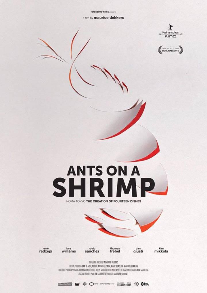 Ants on a Shrimp Poster #1