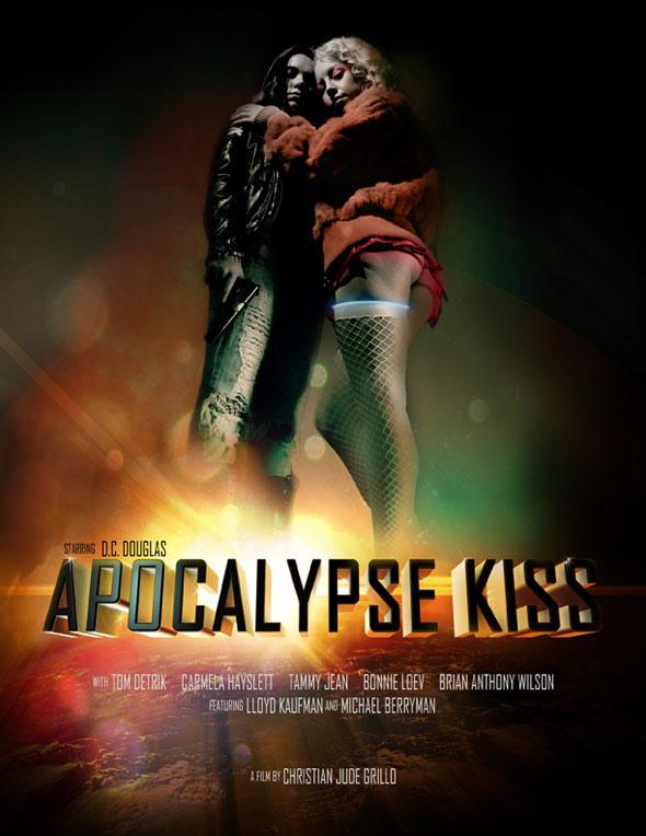 Apocalypse Kiss Poster #1