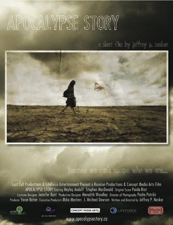 Apocalypse Story Poster #1
