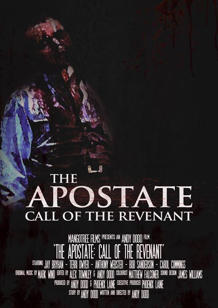 The Apostate: Call of the Revenant Poster #2