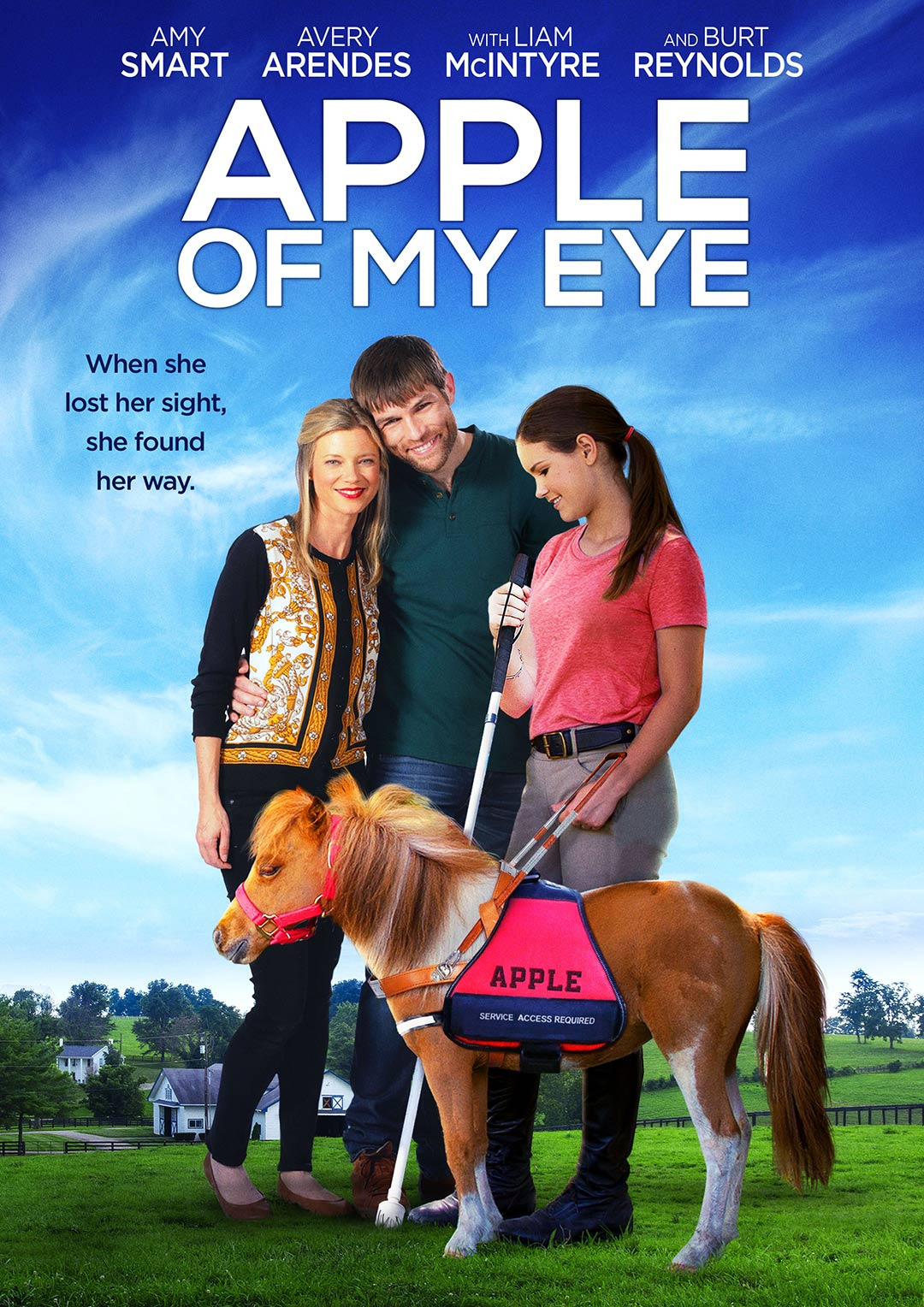 Apple of My Eye Poster #1