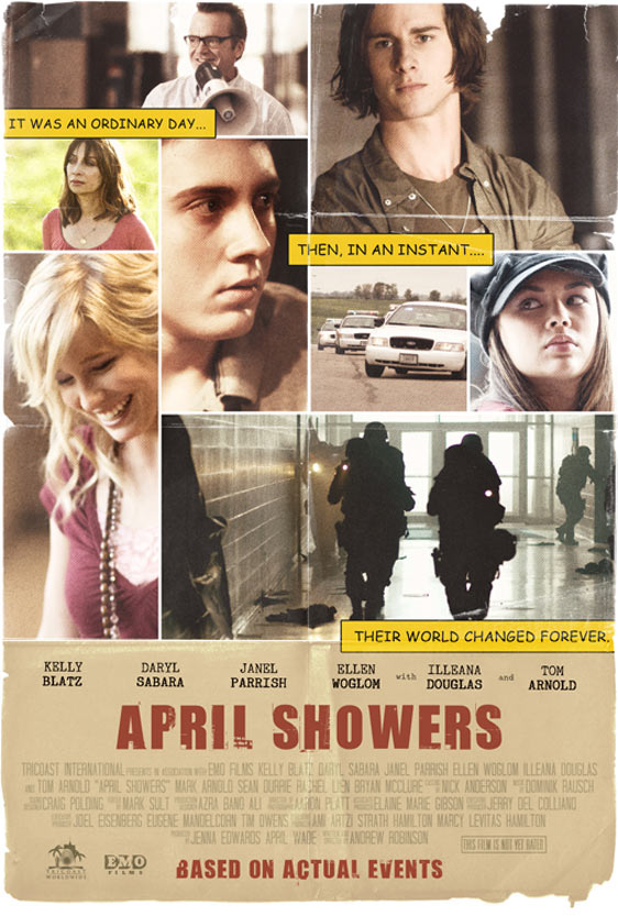 April Showers Poster #6