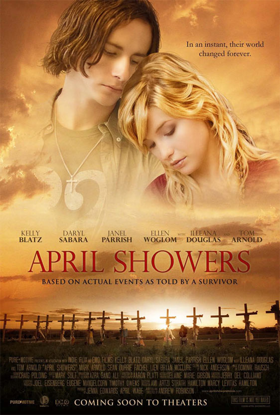 April Showers Poster #1