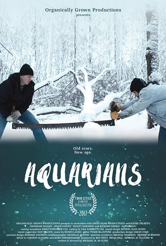 Aquarians Poster #1