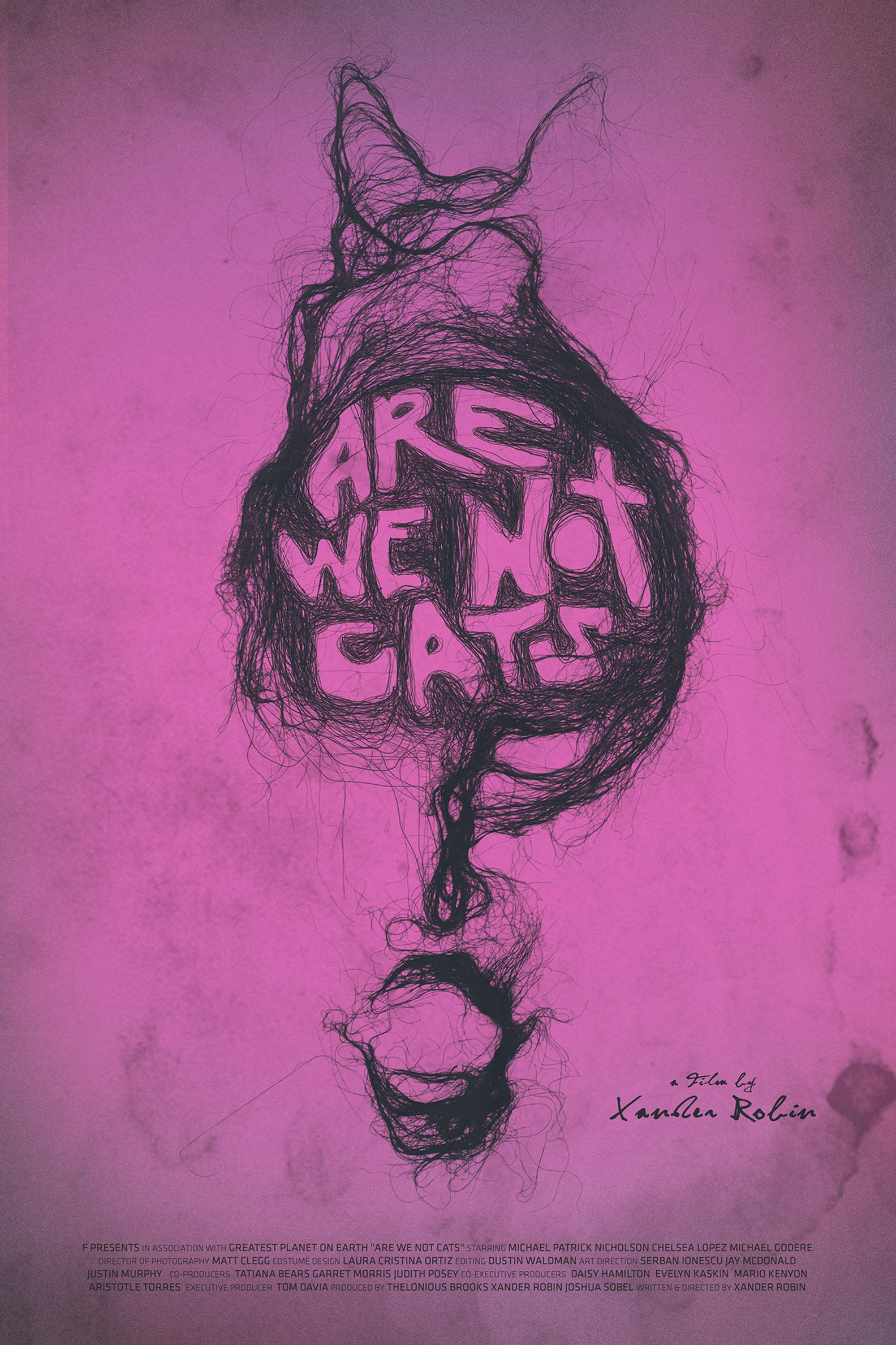 Are We Not Cats Poster #1