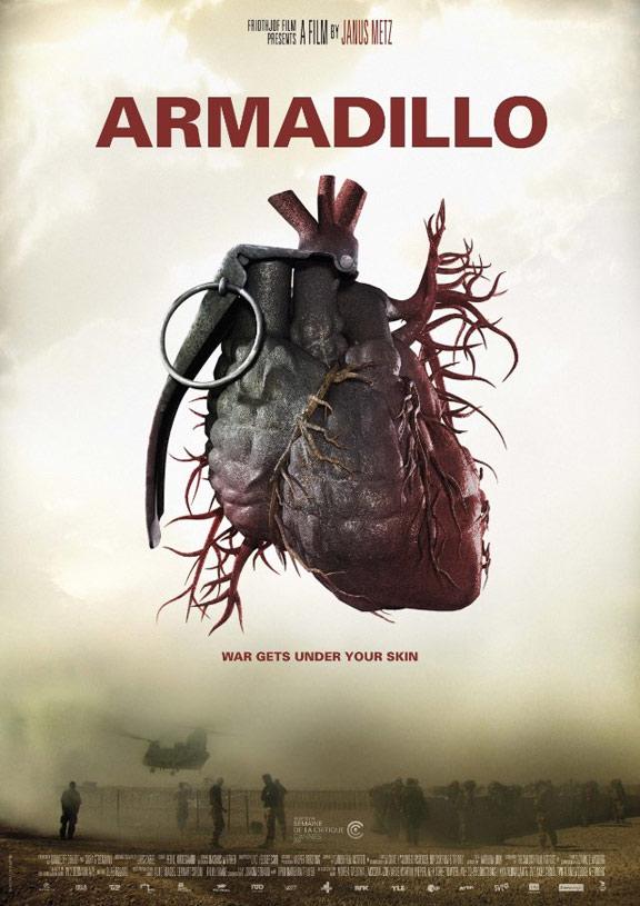 Armadillo Poster #1