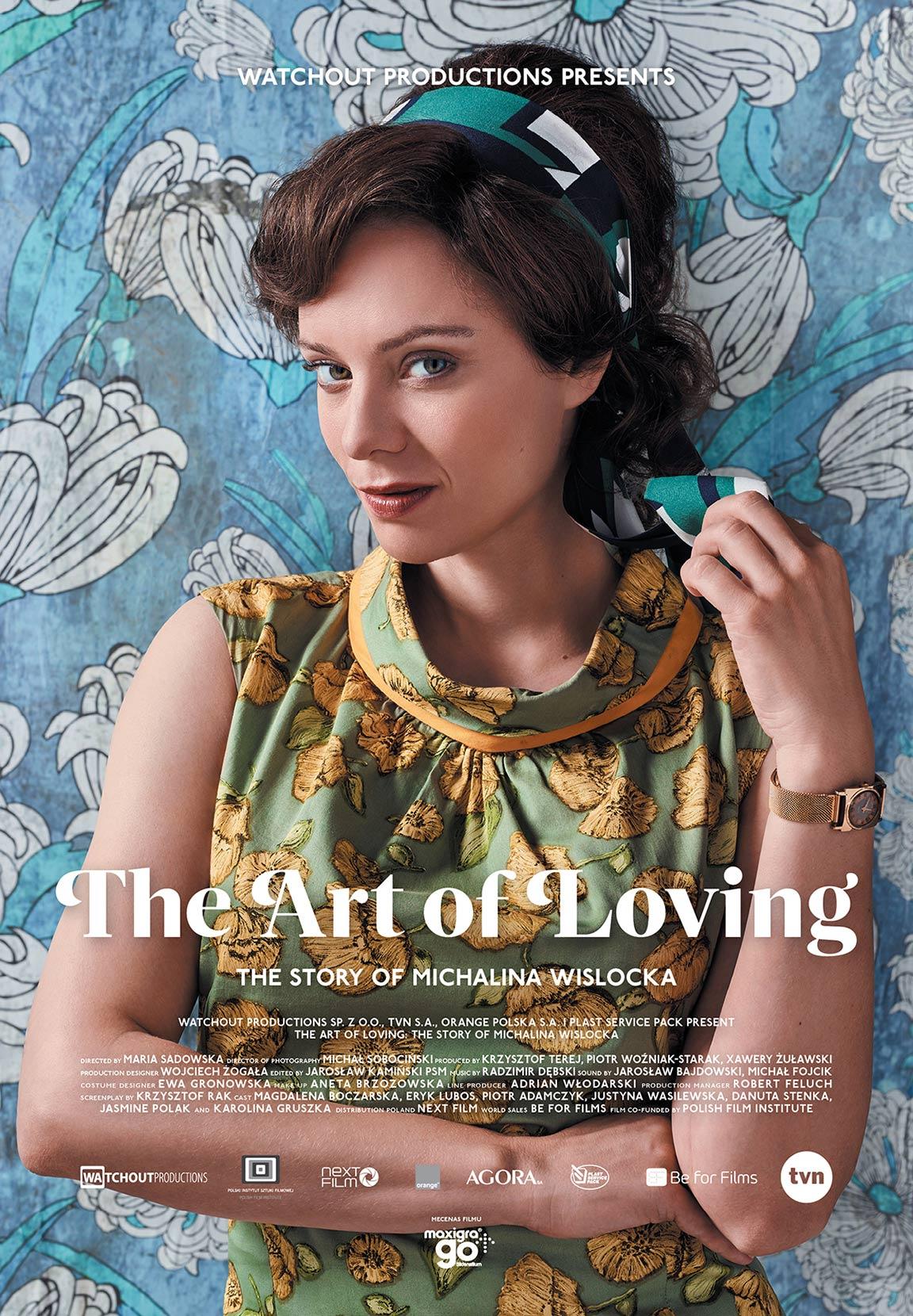 The Art of Loving Poster #1