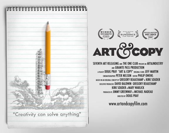 Art & Copy Poster #2
