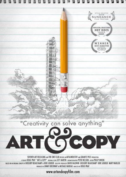 Art & Copy Poster #1