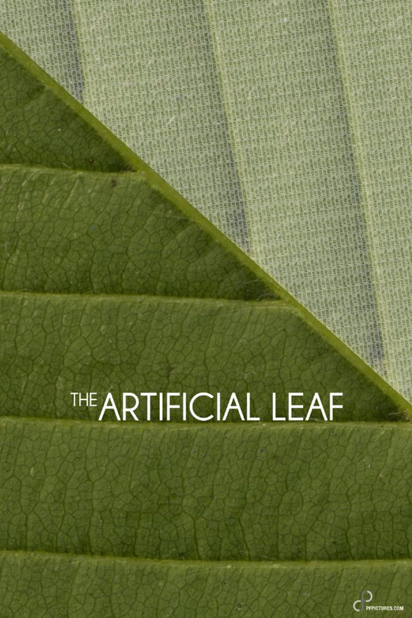 The Artificial Leaf Poster #1