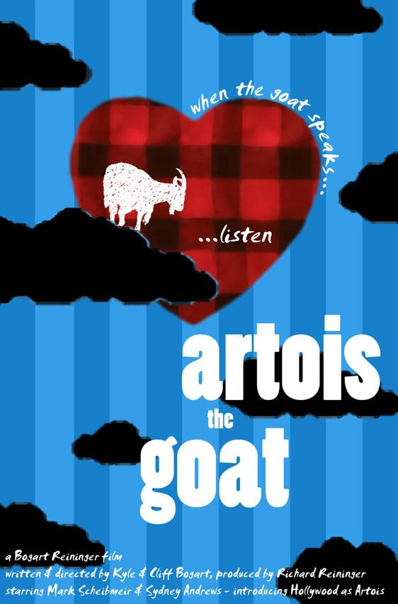 Artois the Goat Poster #1