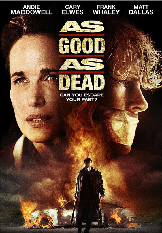 As Good as Dead Poster #1