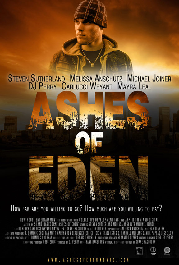 Ashes of Eden Poster #1