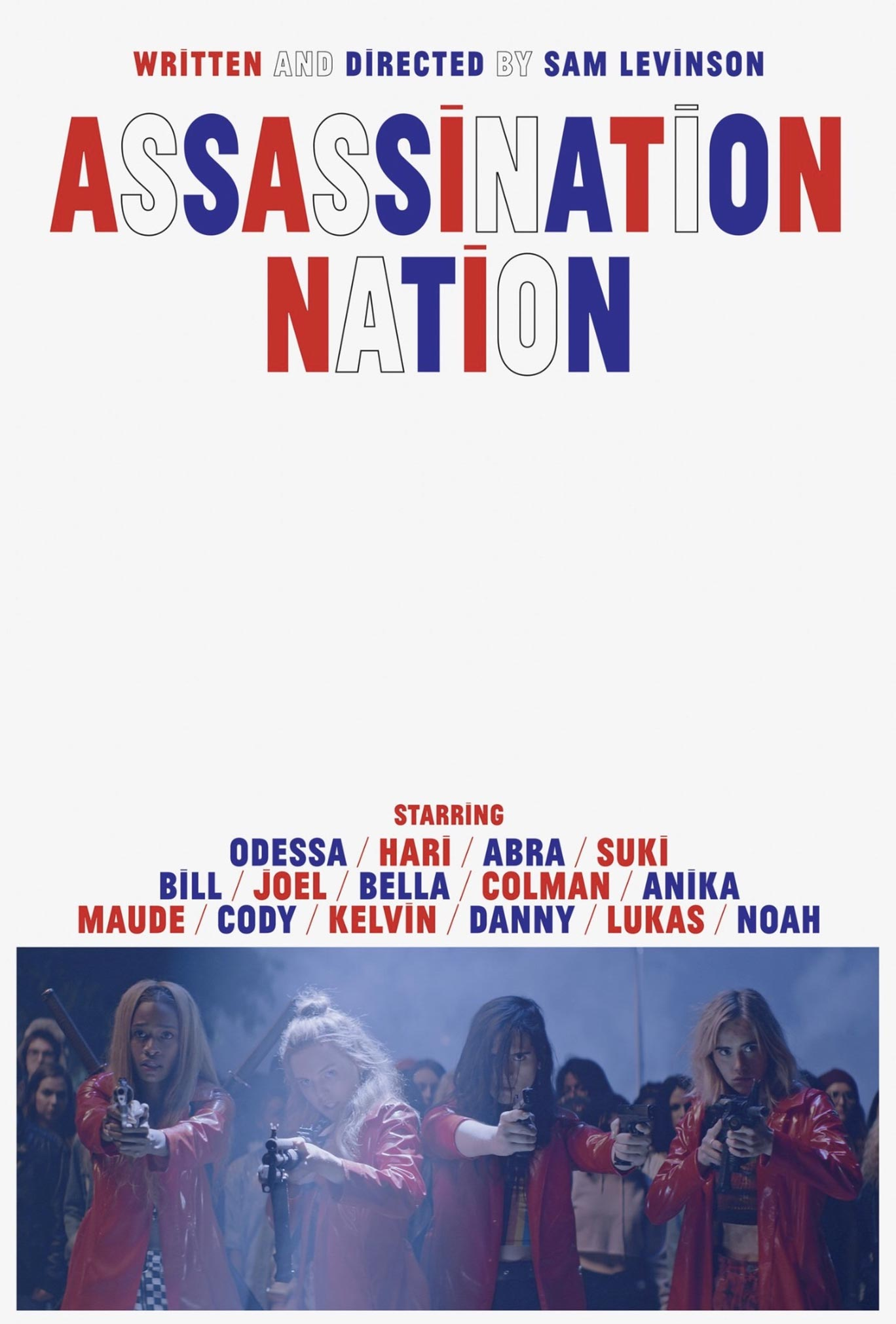 Assassination Nation Poster #1
