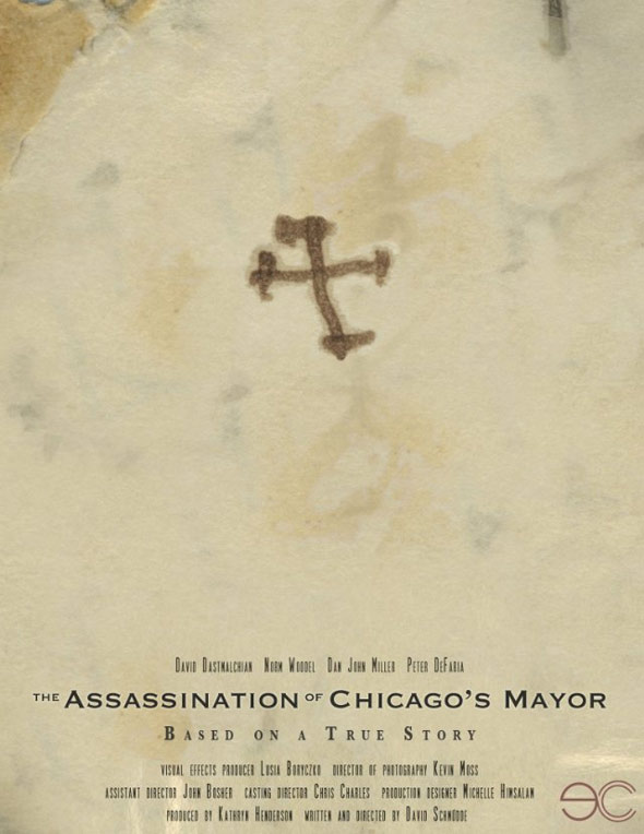 The Assassination of Chicago's Mayor Poster #1