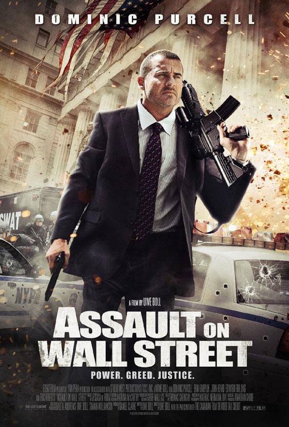 Assault on Wall Street Poster #1