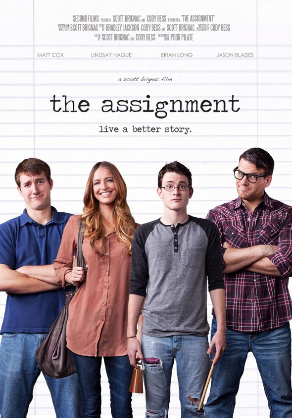 The Assignment Poster #1