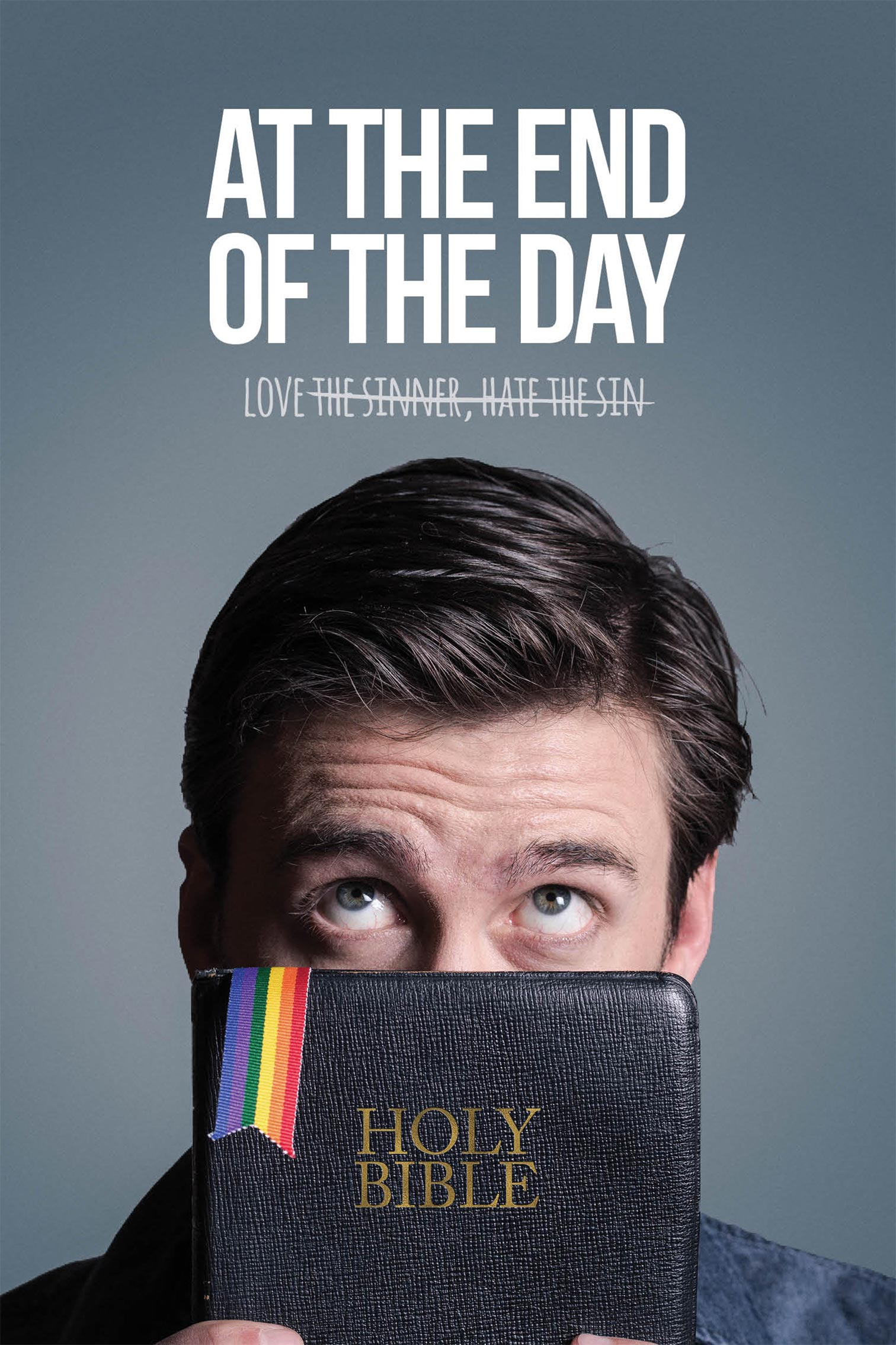 At the End of the Day Poster #1