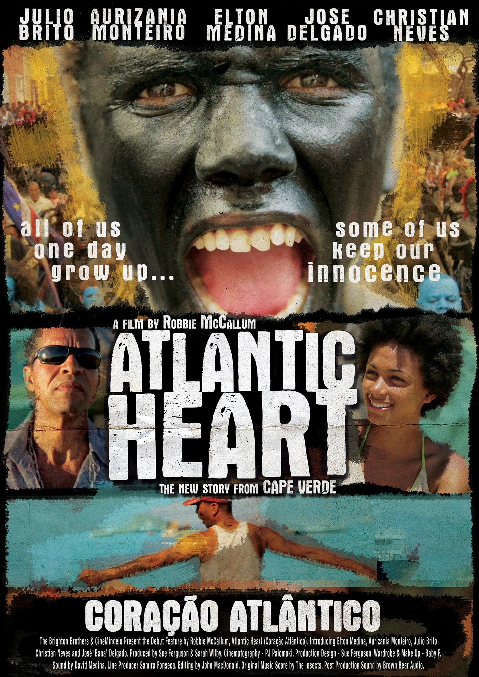 Atlantic Heart Poster #1