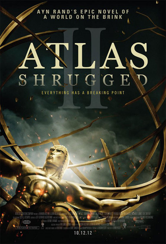 Atlas Shrugged: Part 2 Poster #2