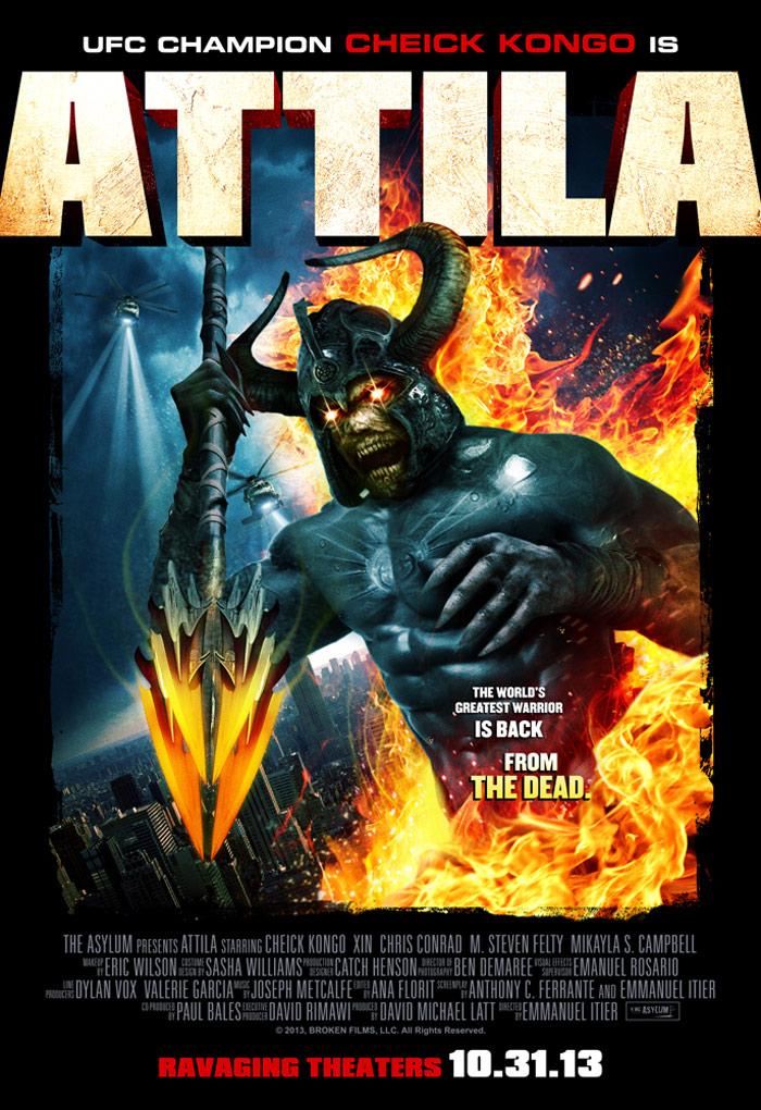 Attila Poster #1